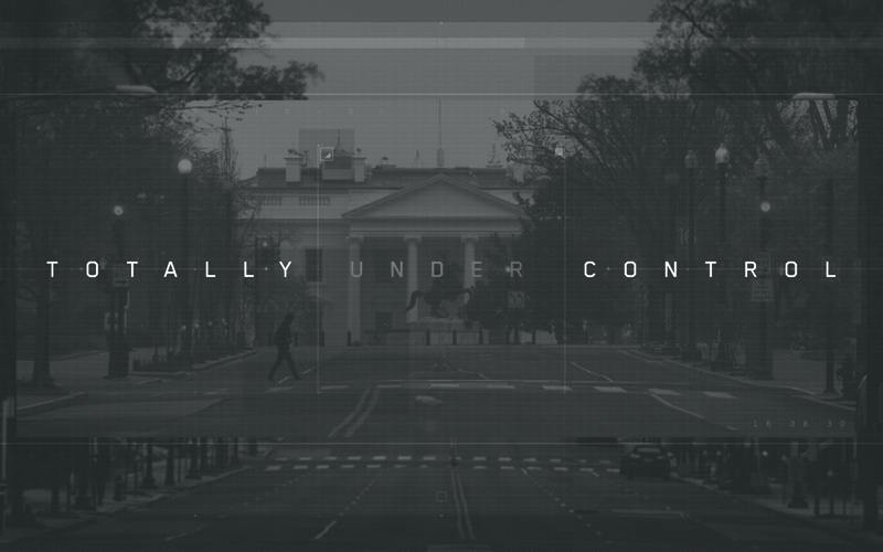 Totally Under Control - Film Graphic Package
